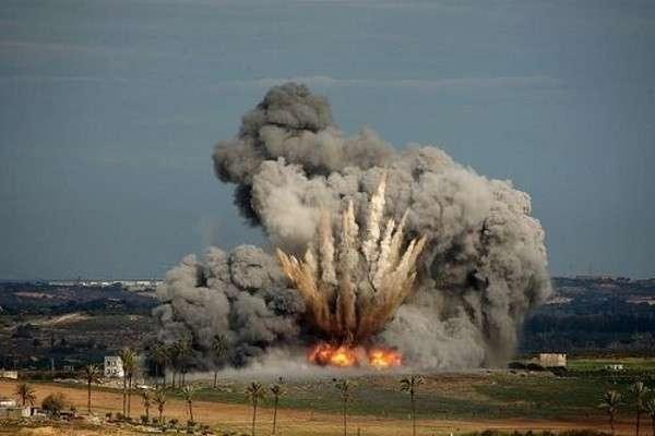 Ракетный удар по Сирии нанесли с моря