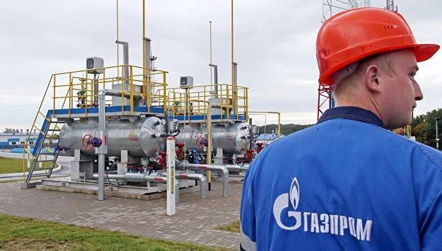 Газпром за8,5 месяца увеличил добычу газа на7,3%