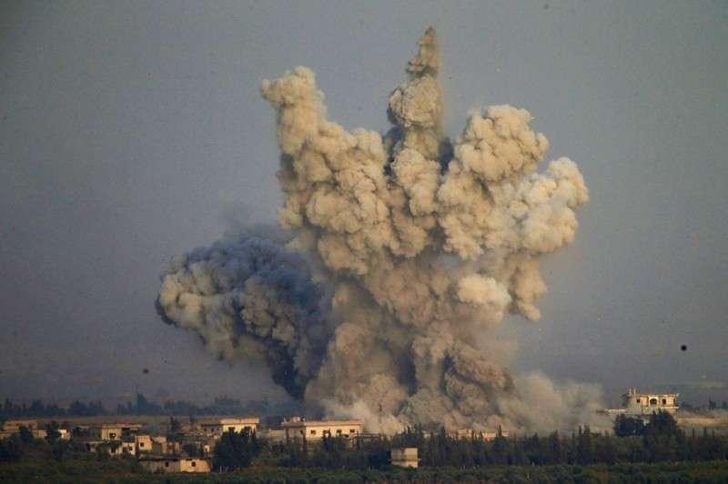 Русский Ил-20 в Сирии был сбит по вине Израиля