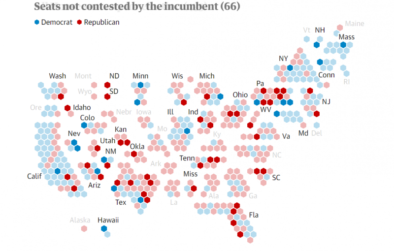 Ноябрьские выборы в США: что поставлено на карту?