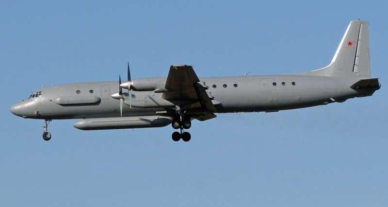 Ил-20 сбит в Сирии истребителями Израиля. Сионисты убили 15 российских граждан