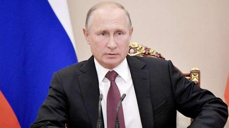 Владимир Путин прокомментировал инцидент со сбитым Ил-20 в Сирии