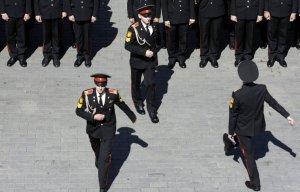 Московскому суворовскому военному училищу исполняется 70 лет