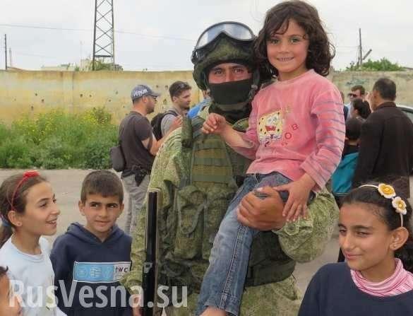Сирийцы рассказали, что думают о России и её военных после трёх лет войны | Русская весна