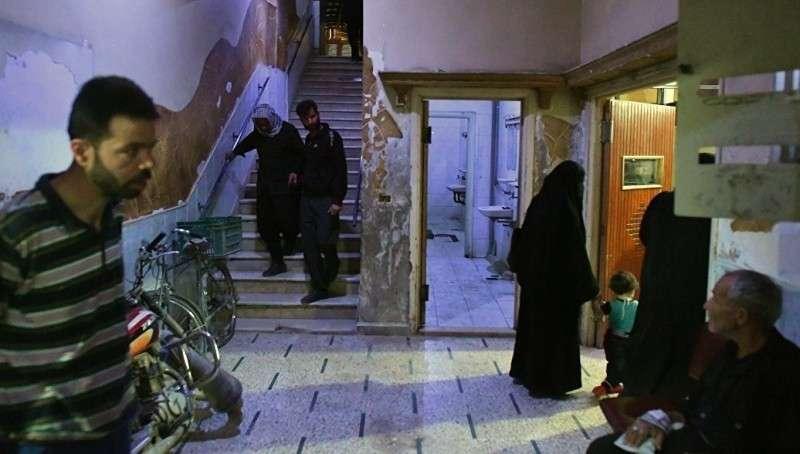Сирия: Израиль, США, Англия поставляют оборудование террористам