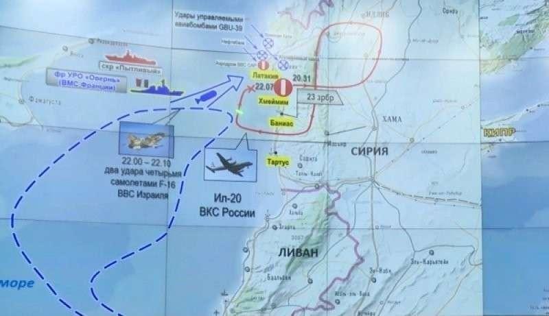 Ил-20 в Сирии сбили случайно? Нет, запланированно