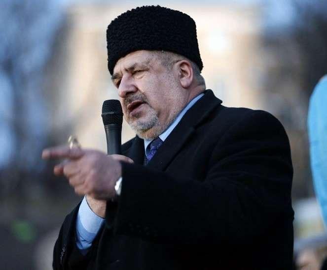 Рефат Чубаров хочет Крым себе