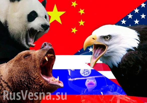 Американские военные поражены развитием армий России и Китая | Русская весна