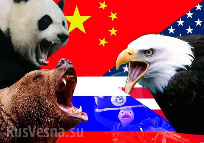 Американские военные поражены развитием армий России и Китая