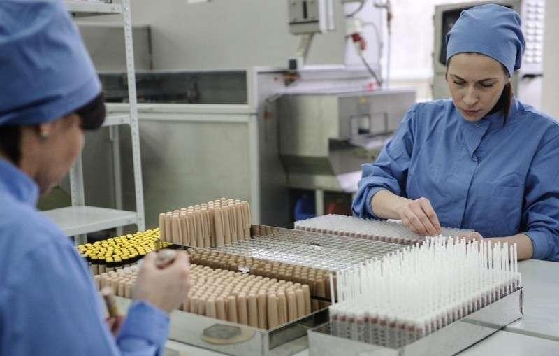 В Калужской области запустили производство инсулина