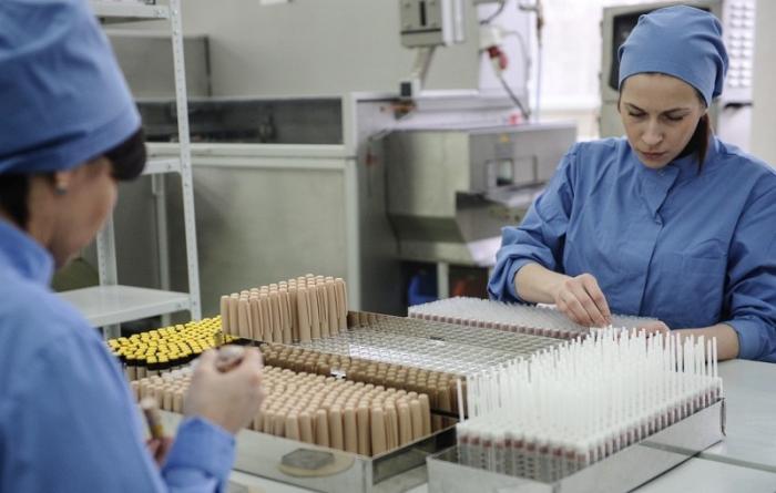 Производство инсулина «полного цикла» запущенно в Калужской области