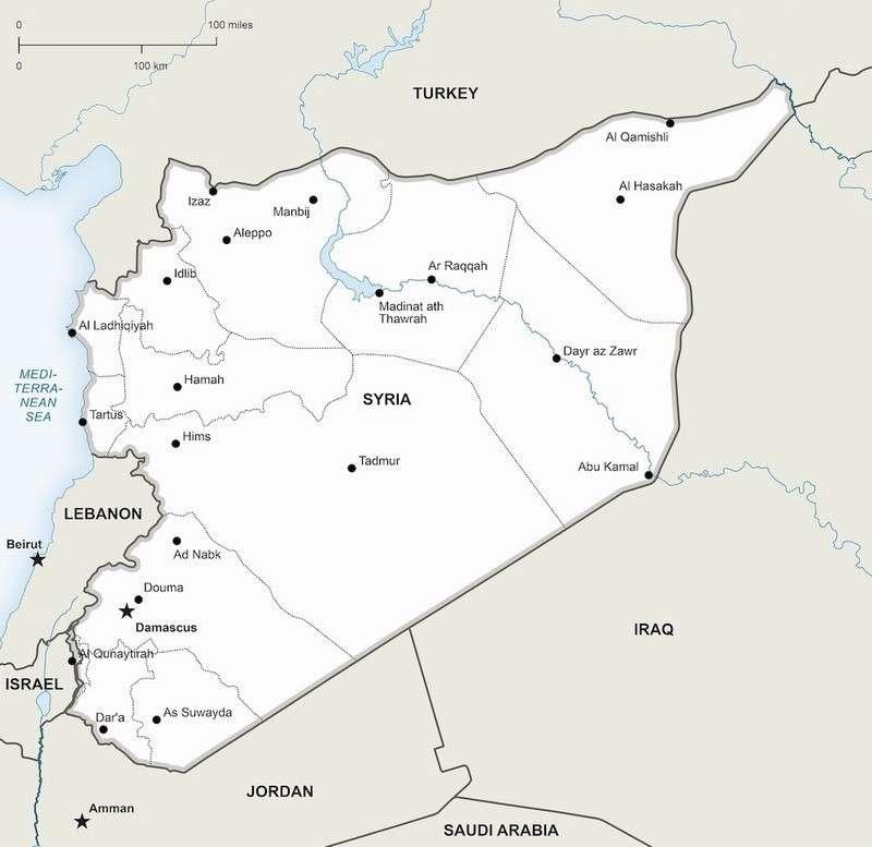 Ситуация в Сирии снова накаляется
