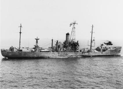 Израиль уничтожил американский корабль Либерти во время «Шестидневной войны»