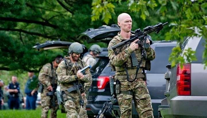 Стрельба в США: в штате Мэриленд застрелены несколько человек