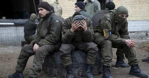 Сводка о военной ситуации на Донбассе. Солдаты ВСУ бегут с передовой десятками