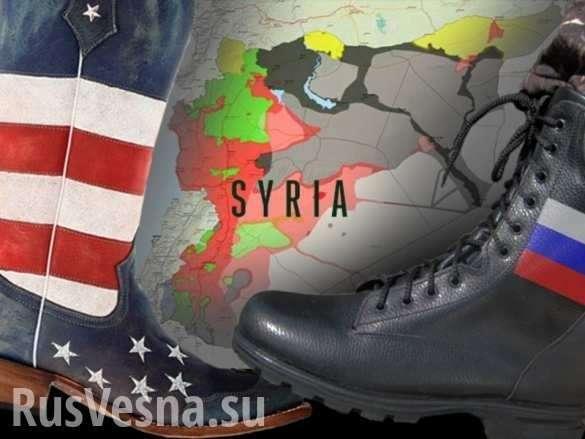 Сирия: паразиты Запада против Москвы и Дамаска | Русская весна