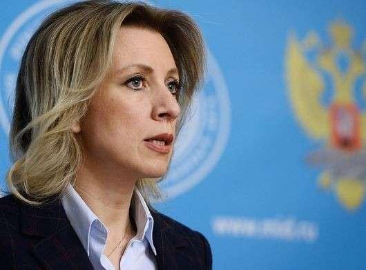 Захарова пристыдила израильских летчиков
