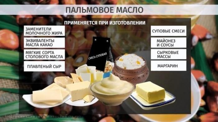 Русских травить будут больше: Россия увеличивает импорт пальмового масла
