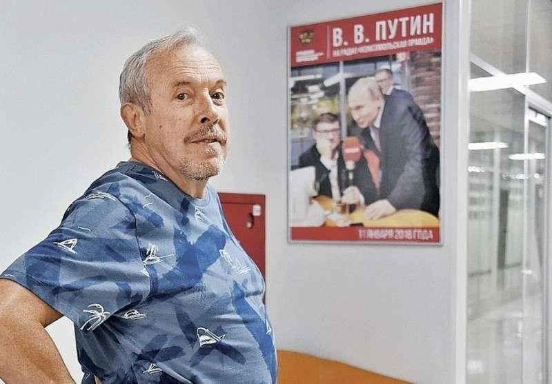Русофоб Андрей Макаревич снова хочет от русского народа любви и денег