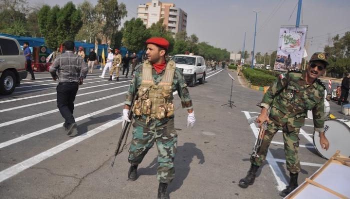 Теракт в Иране провели еврейские террористы из Моссад и США