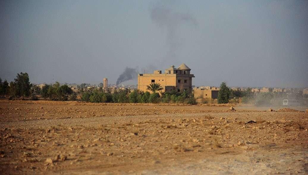 В Сирии США эвакуировали чиновников ИГ из провинции Дейр-эз-Зор