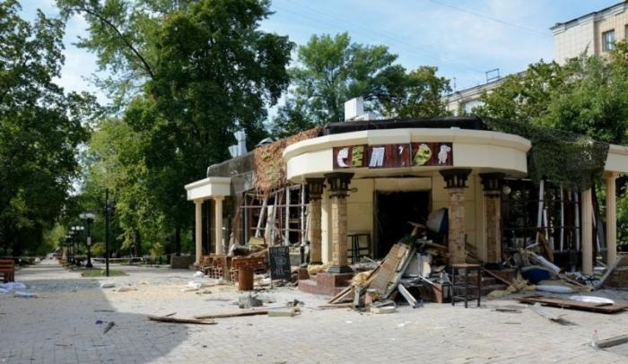 ДНР. Второе взрывное устройство для убийства Захарченко обнаружено в кафе «Сепар»