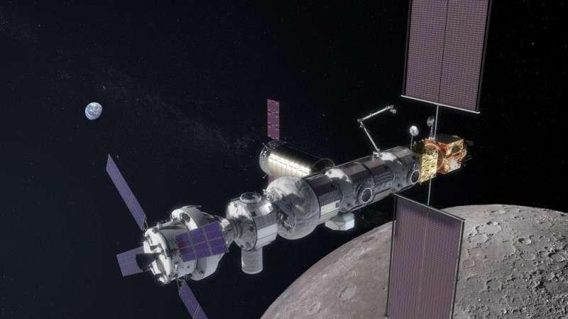 Россия не хочет тянуть на себе американцев на Луну