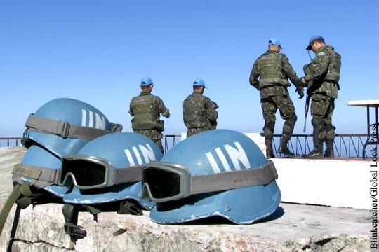 Миротворцы ООН в Донбассе. У плана укрохунты двойное дно