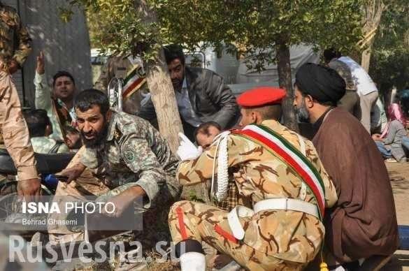 Теракт в Иране. Кто следующий? | Русская весна