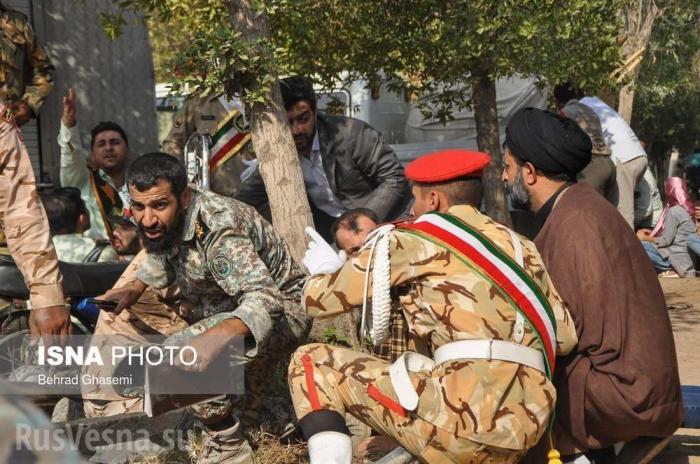 Теракт в Иране. Кто следующий?