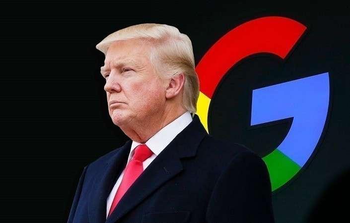 Дональд Трамп готов репрессировать Гугл, Твиттер и Фейсбук