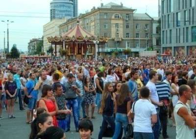 Украина вымирает: Днепропетровск перестал быть городом-миллионником