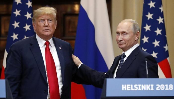 Дональд Трамп выполнил главный наказ Владимира Путина