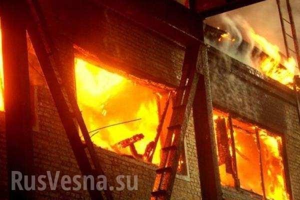 ЛНР: взрыв в жилом доме, четверо пострадавших