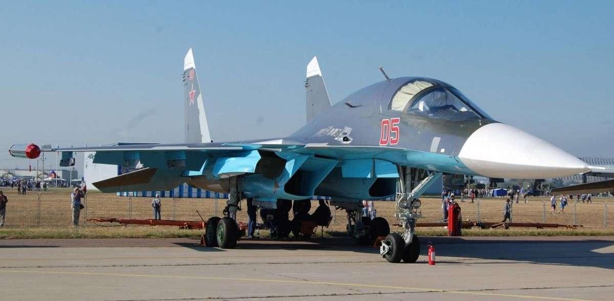 Российские СУ-34 пресекли провокацию еврейских F-16 и заставили их вернуться в Израиль