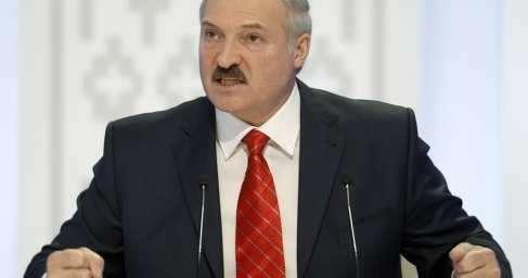Лукашенко приказал закрыть границу Белоруссии от украинских бандитов