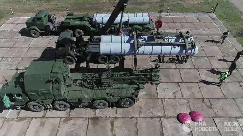 Как С-300 в Сирии изменят военную обстановку в регионе