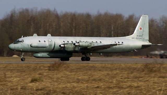 Россия представила новые данные о крушении Ил-20 в Сирии