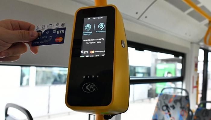 Система распознавания лиц появится в общественном транспорте в Москве