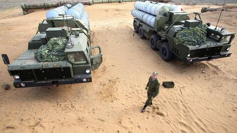С-300 в Сирии не против Израиля, а для безопасности российских военных