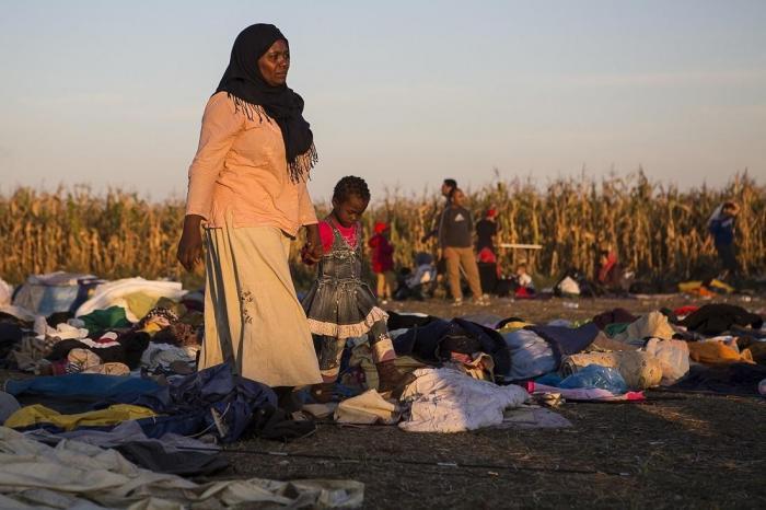 Шокирующие откровения немки о жизни в Германии рядом с мигрантами