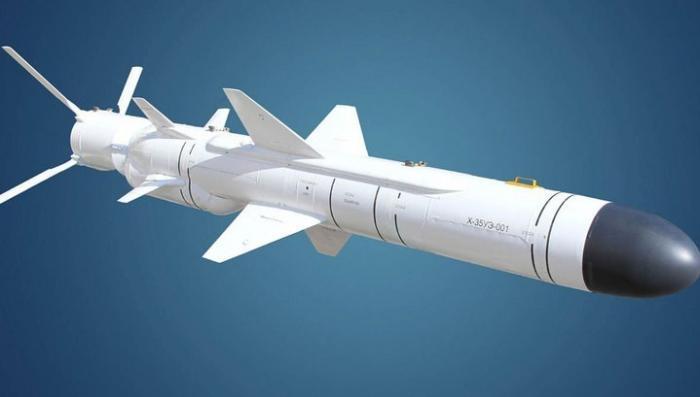 Россия испытала новейшие противокорабельные ракеты Х-35У