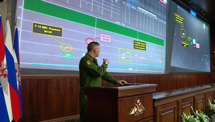 Россия представила доказательства вины Израиля в гибели Ил-20 в Сирии