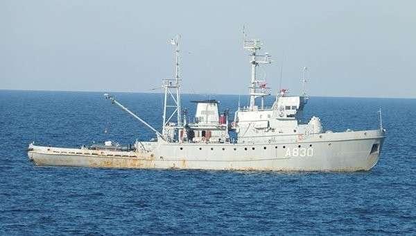 Как «гордость украинского флота» проходила Керченский пролив на самом деле