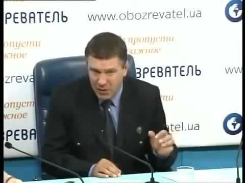 Игорь Беркут: Население страны не должно превышать 5 млн, остальных – утилизировать