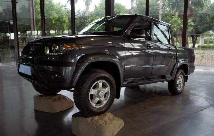 УАЗ начинает крупные поставки в Мексику всего модельного ряда автомобилей