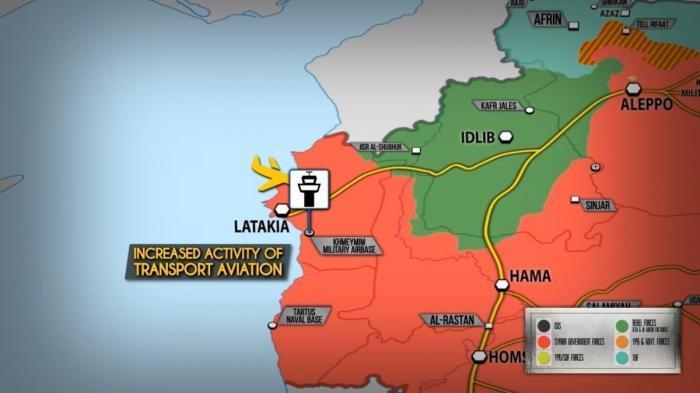 Сирия. ПВО страны интегрируется с ПВО России