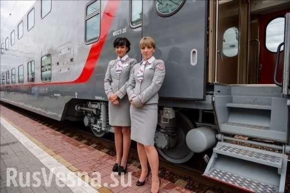 Петербург и Берлин соединят прямые поезда | Русская весна