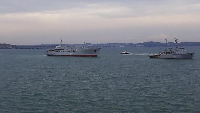 Азовское море: Киев проиграет однозначно, ему достаточно только захотеть