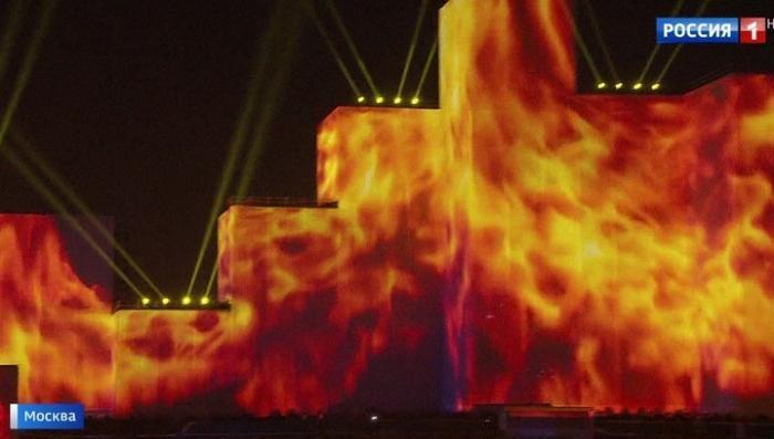 Фестиваль «Круг света» в Москве завершился ярким огненным шоу